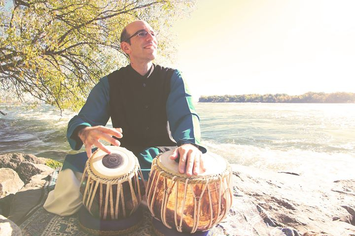 Concert: Shawn Mativetsky (Indian Tablas)