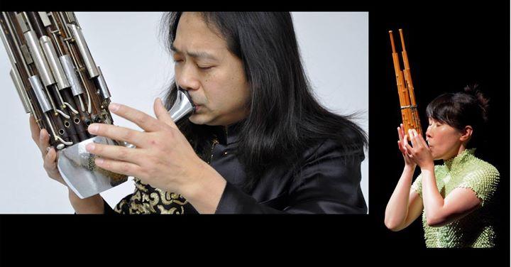 Concert: Wu Wei / Sheng & Naomi Sato / Shō