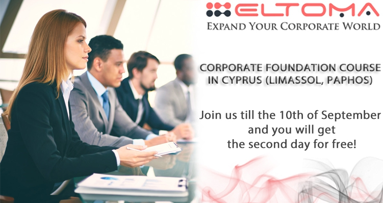 Cyprus Corporate Foundation Course
