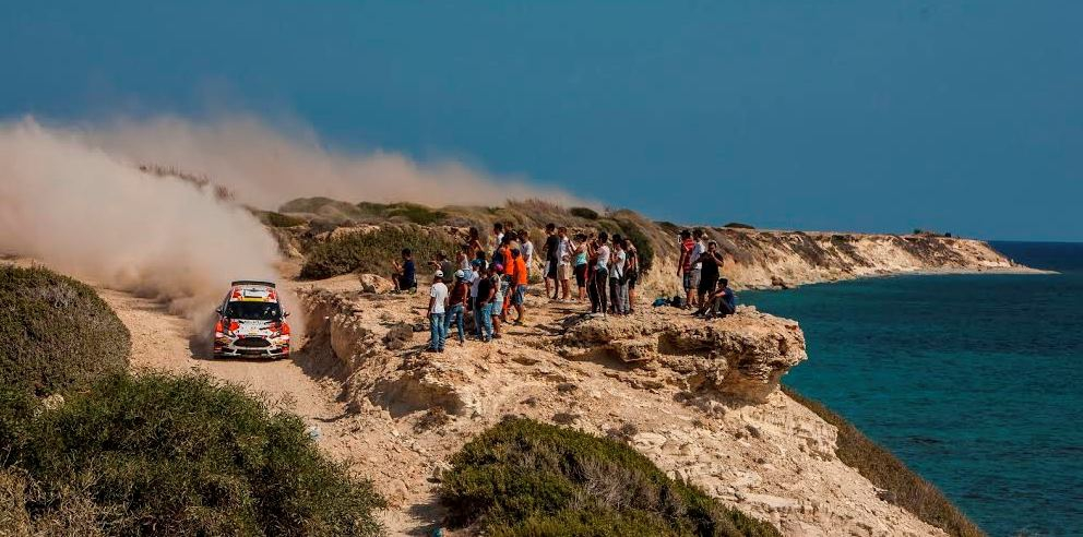 Cyprus Rally 2017, 16-18 June