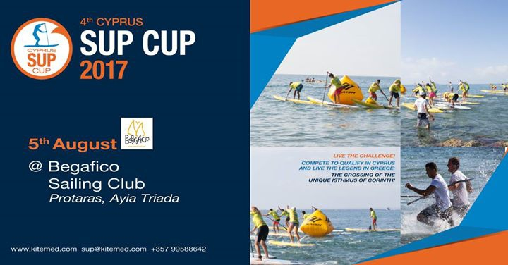 Cyprus SUP Cup 2017 2nd Stop