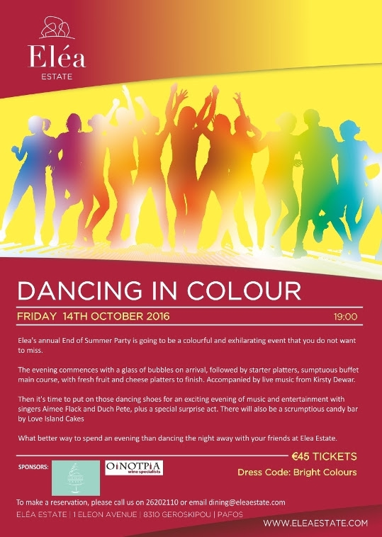 Dancing in Colour