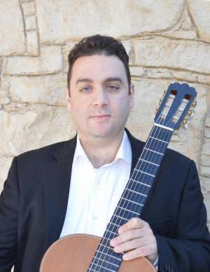 Dandelion: Guitar Recital with Sotiris Kasparides