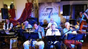 Droushia Dixie Seven Jazz Band