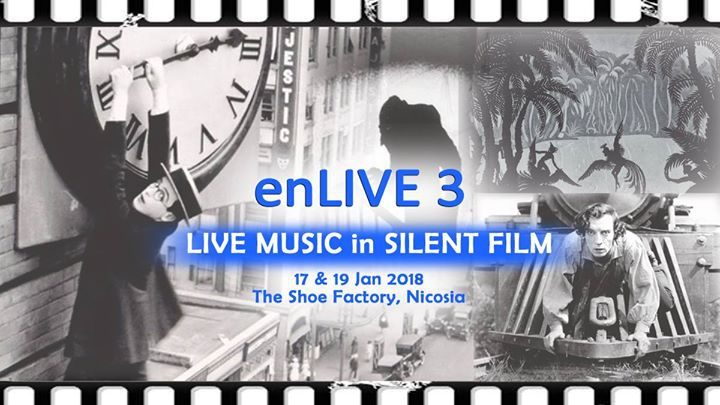 EnLIVE 3 'Live Music in Silent Film'