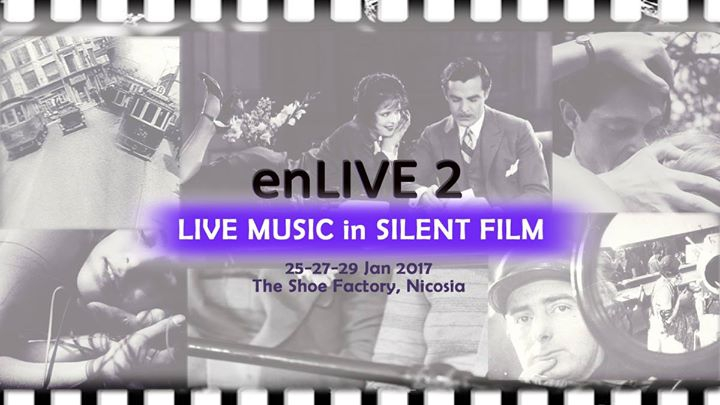 EnLIVE - 'Live Music in Silent Film'