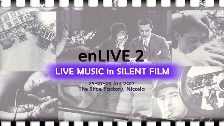 EnLIVE - 'Live Music in Silent Film'