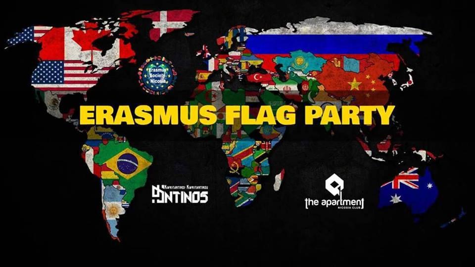 Erasmus Flag Party Open Bar