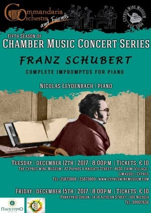 Franz Schubert. Complete Impromptus for piano - Limassol