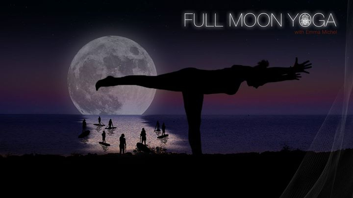 Full Moon Yoga and SUP