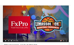 FxPro Limassol 3on3 2016