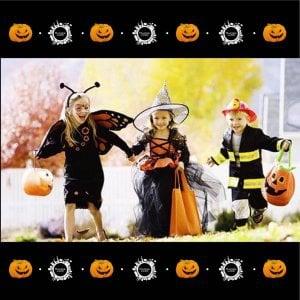 Ghostbusters Halloween parties in Masterland