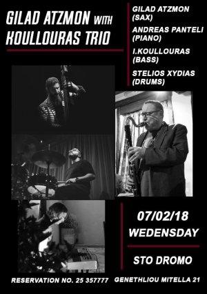 Gilad Atzmon & Koullouras Trio