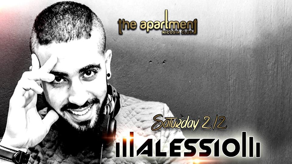 Guest dj Alessio in the mix on SAT2.2