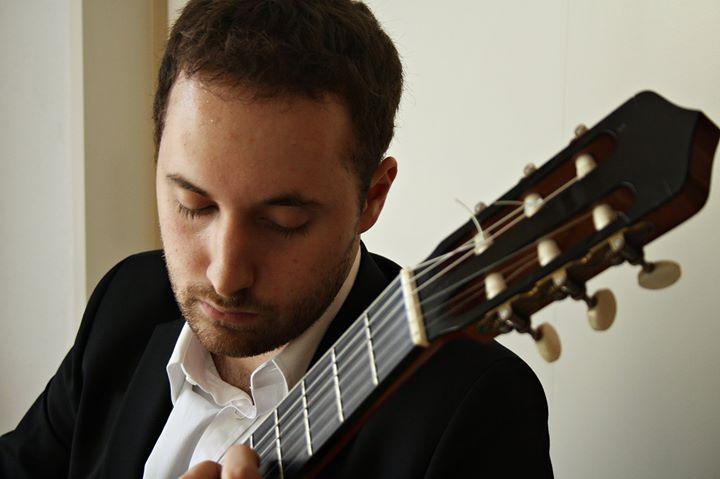 Guitar Recital: Damiano Pisanello
