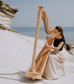 Harp Through the Centuries with Anna Kulikova