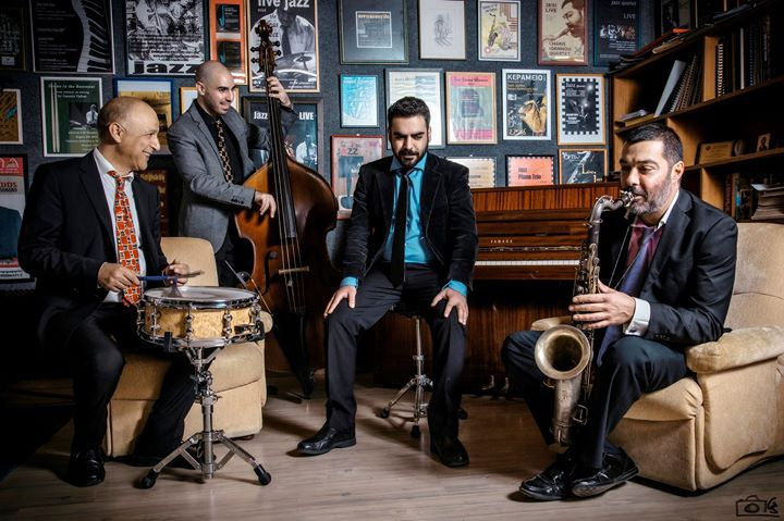 Jazz at The Shoe Factory: The Ioannou / Vafeas Jazz Quartet