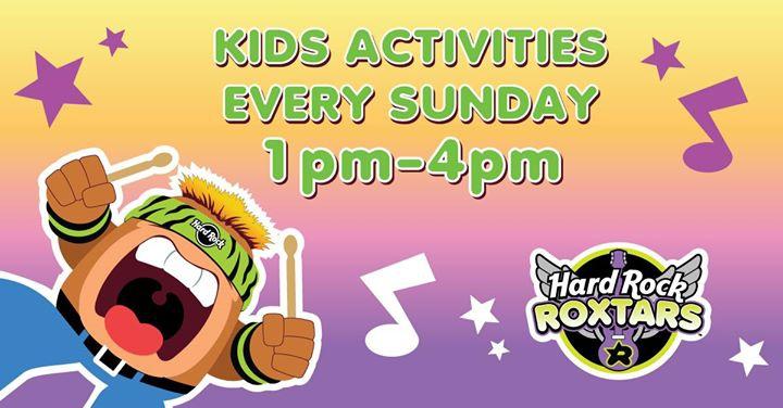 KIDS Activities with Sofia!