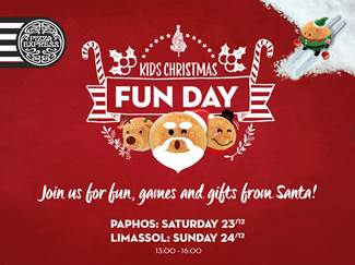 Kids Christmas Fun Days at Pizza Express