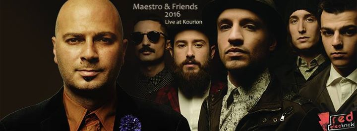 Maestro & Red Electrick Live at Kourion