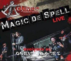 Magic De Spell