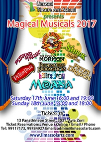 Magical Musicals 2017