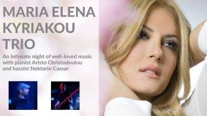 Maria Elena Kyriakou Trio