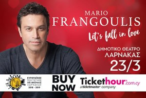 Mario Frangoulis - Let's Fall in Love