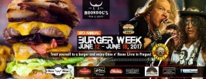 Moondog's Burger Week