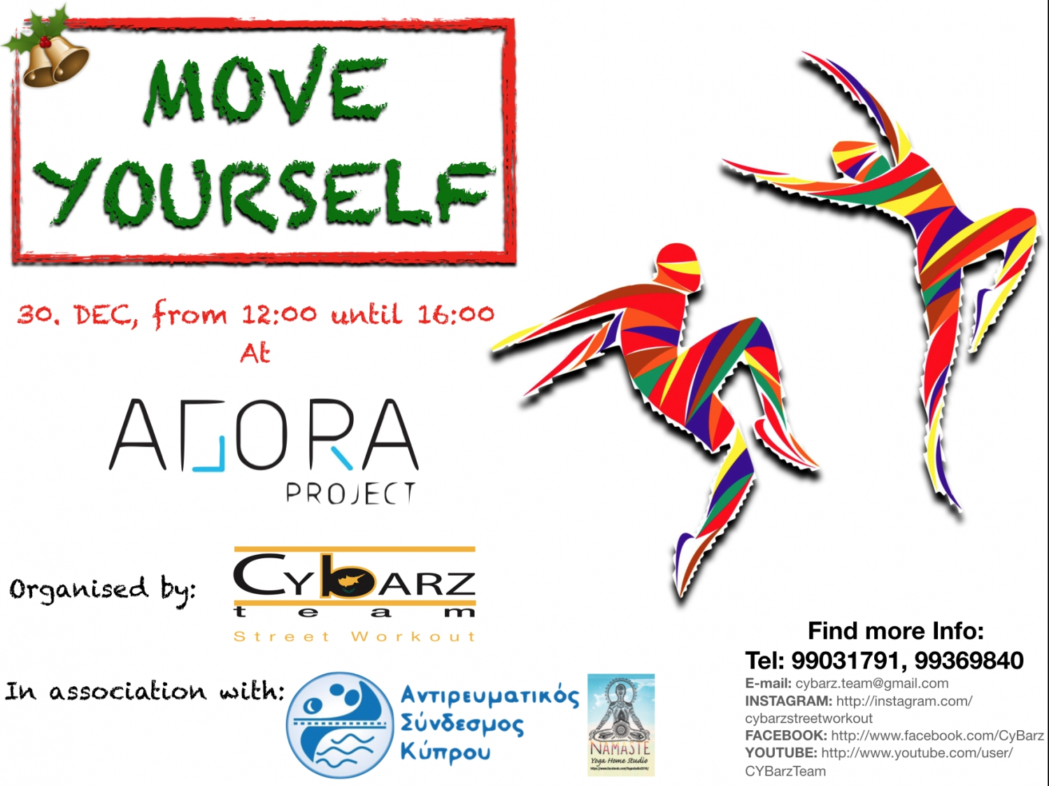 Move Yourself for Charity