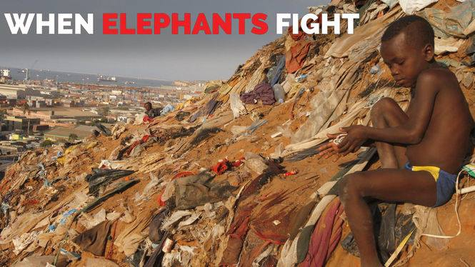 Movie Mondays: When Elephants Fight