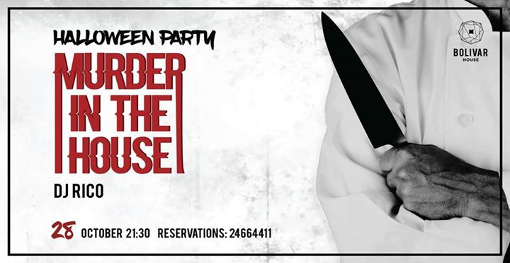 Murder In The House 28 OCT
