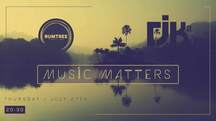 Music Matters with DJK