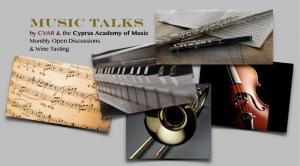 Music Talks (Autumn / Winter 2017)