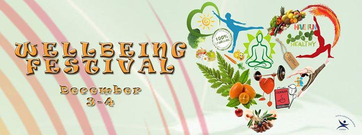 Φεστιβάλ Ευεξίας / Wellbeing Festival