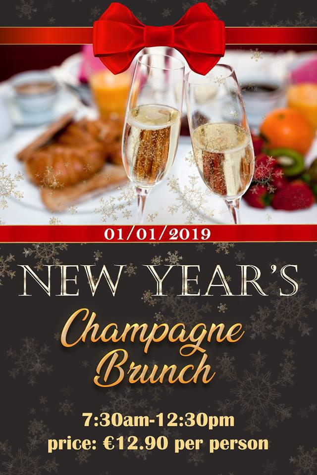 New Year's Champagne Brunch
