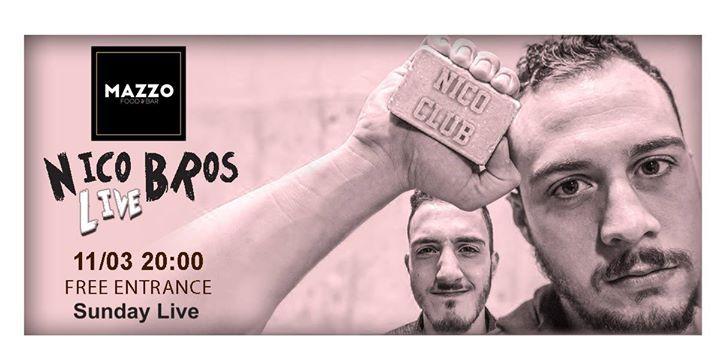 Nicos Bros Live