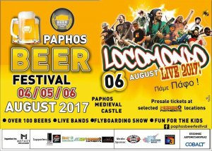 Paphos Beer Festival 2017