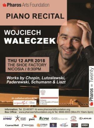 Piano Recital with Wojciech Waleczek