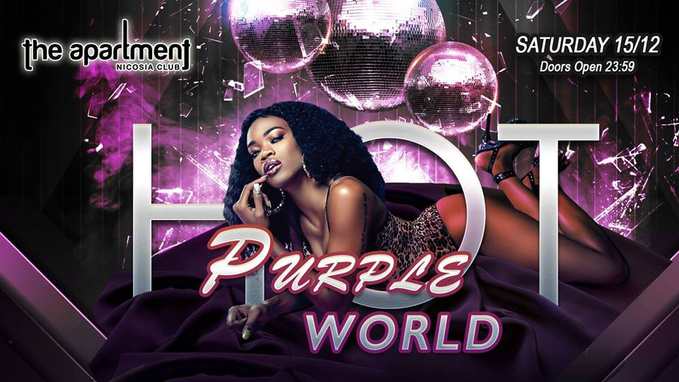 Purple World with guest dj Alessio