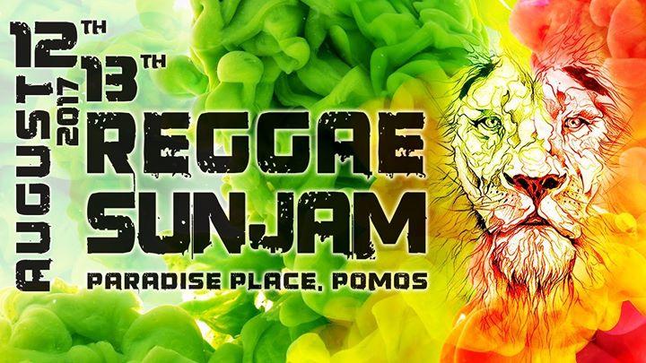 Reggae Sunjam 2017