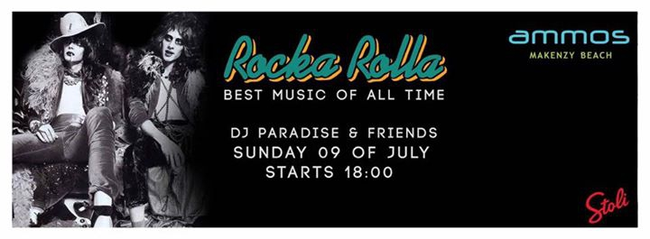 Rocka Rolla Afternoon Sessions Sun 09.07