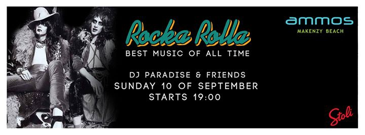 Rocka Rolla Insane Sunday by Dj Paradise Sun 10 Sep