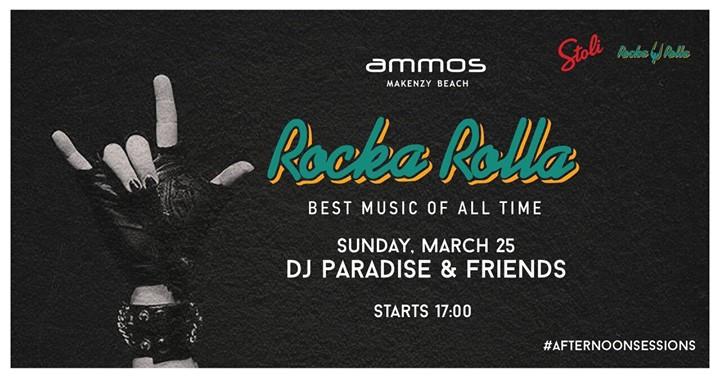 Rocka Rolla Insane Sunday I Sun 25 March