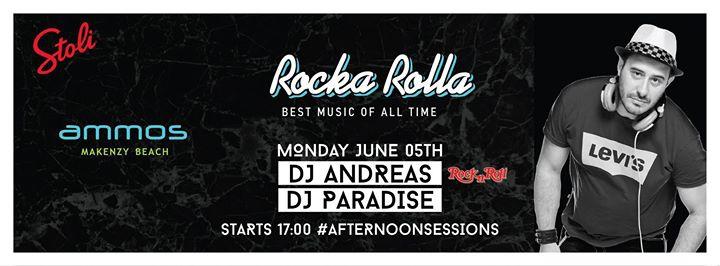 Rocka Rolla Monday 05 June Guest Dj Andreas Rock n roll
