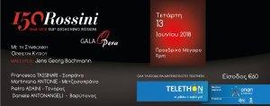 Rossini Opera Gala - Charity Concert