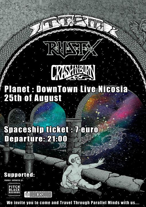 RUSTX Live at Down Town