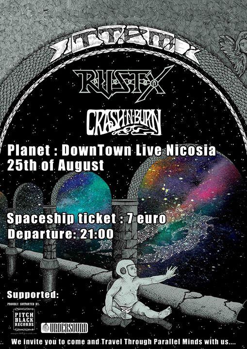 RUSTX Live at Down Town