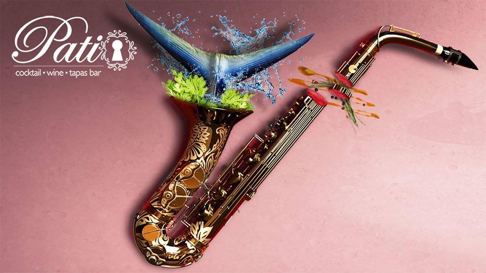 Rythm Seductions - Live Saxophone
