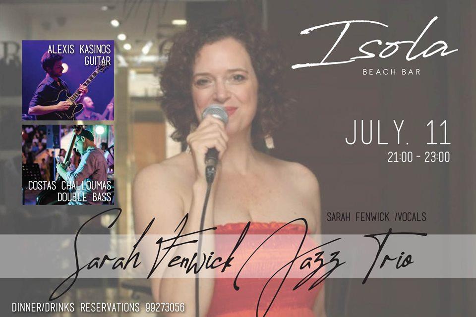 Sarah Fenwick Trio